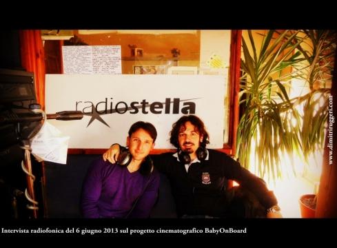 Intervista a Radio Stella_D.RuggerieA. Pellegrini