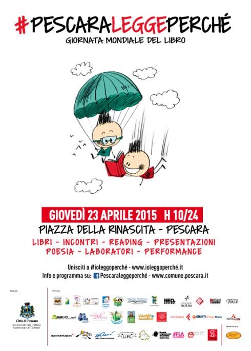 Locandina Pescara Legge