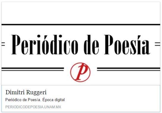 Periodico de Poesia